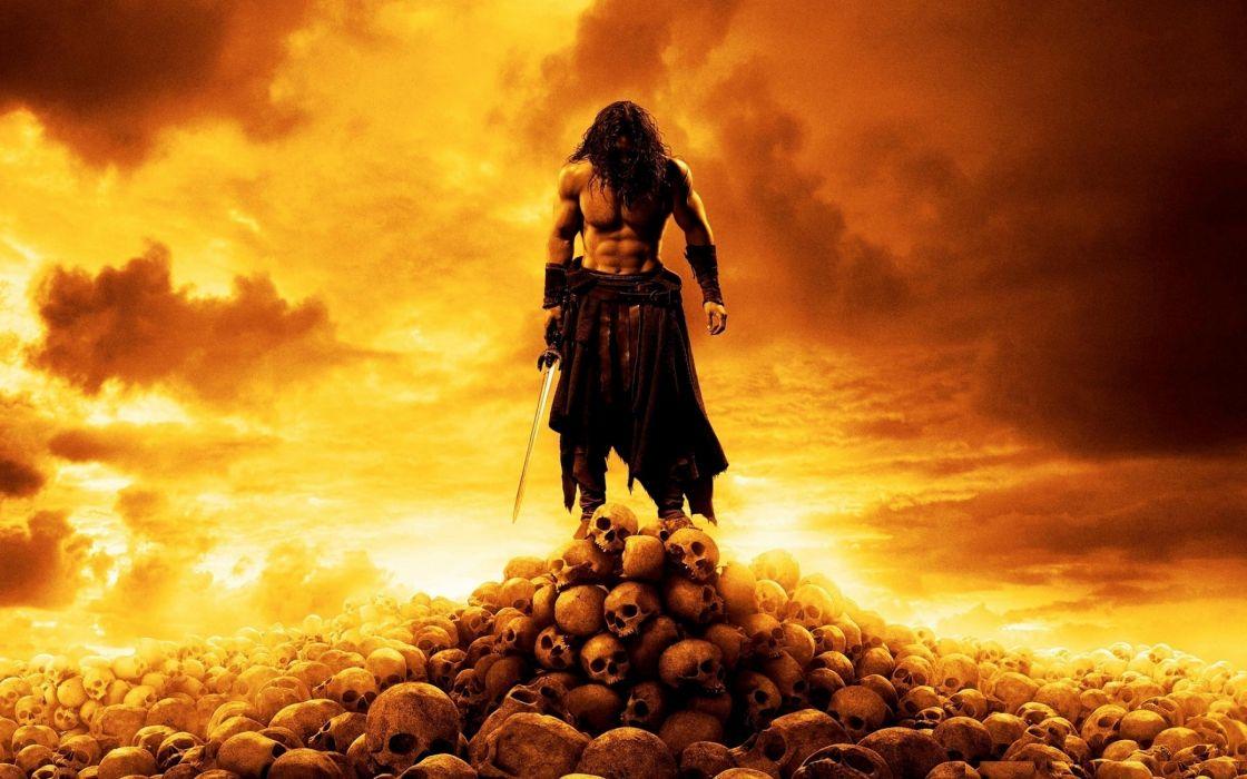 Conan the Barbarian 2011 wallpaper