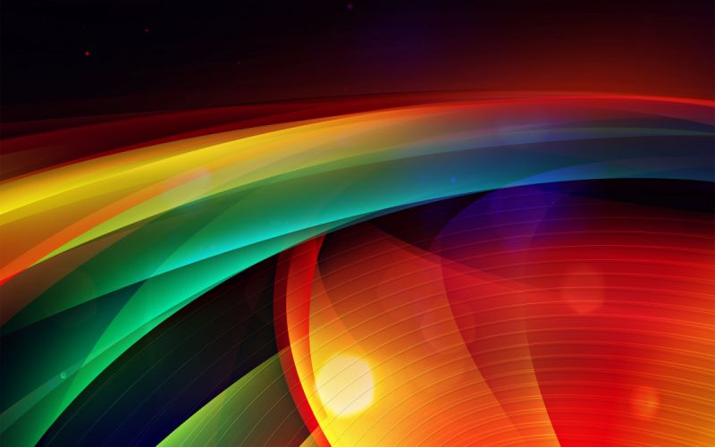 Nice Colourful Abstract wallpaper