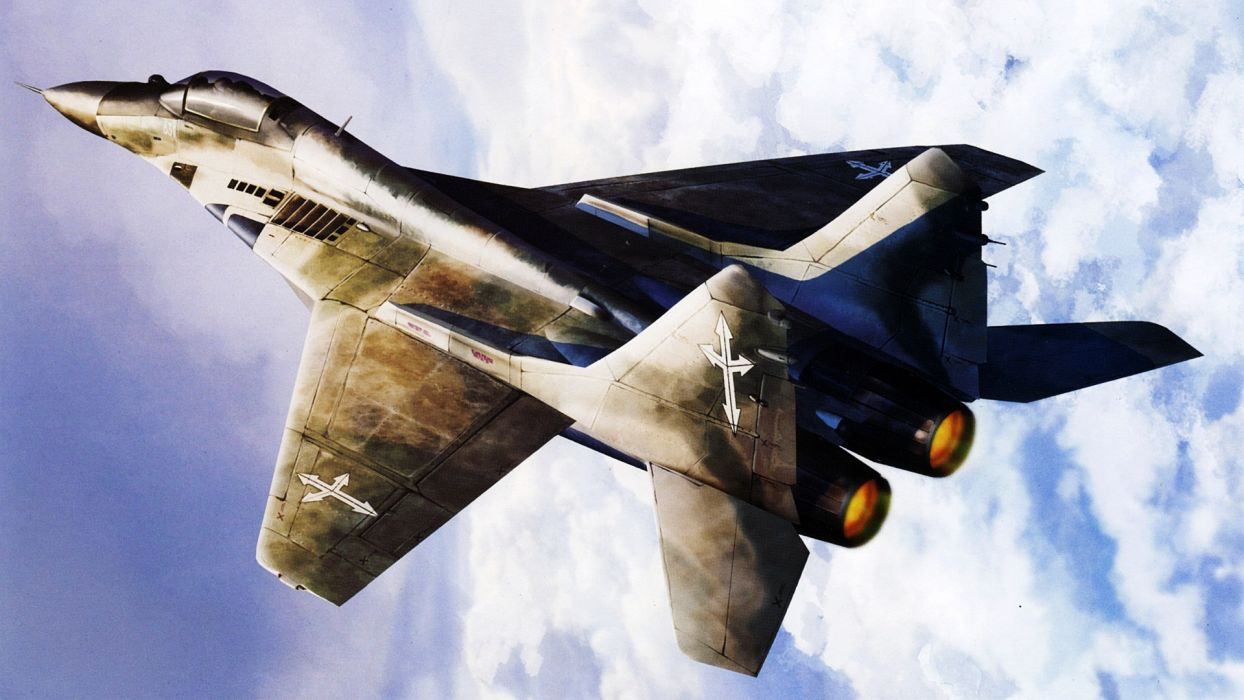 US Air Force Fighter wallpaper