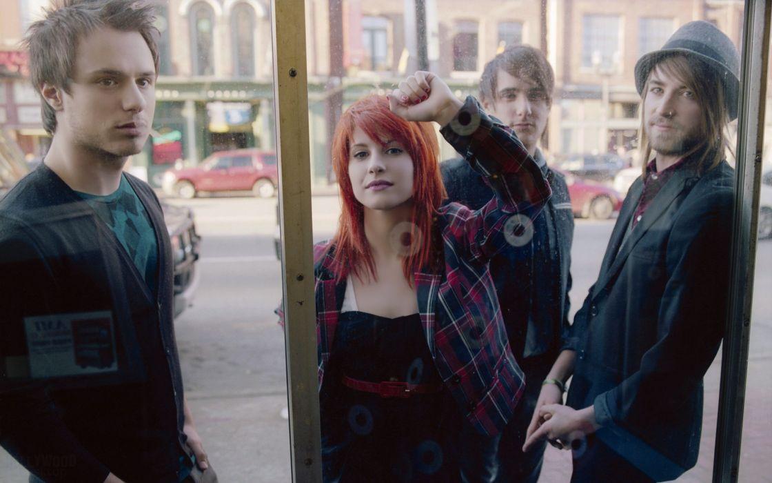 Paramore Band wallpaper