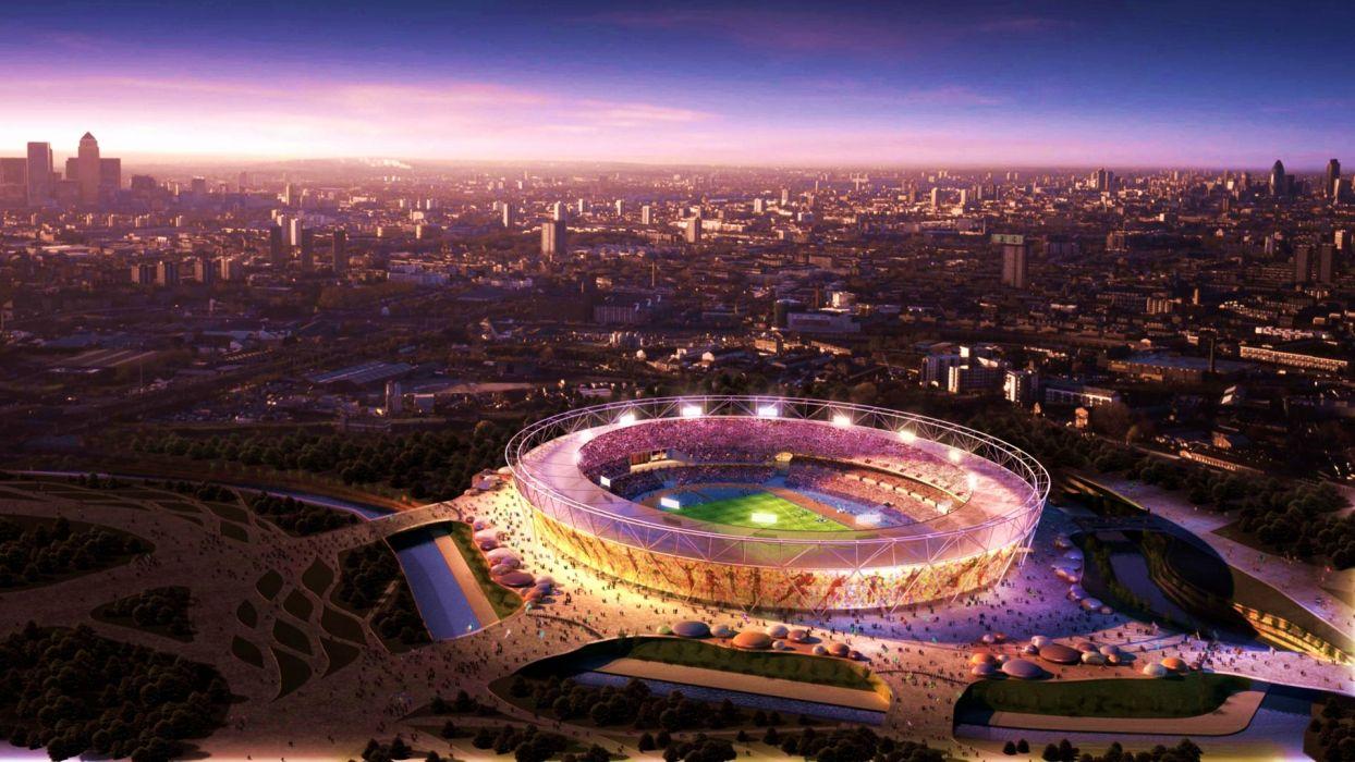 London 2012 Olympics wallpaper