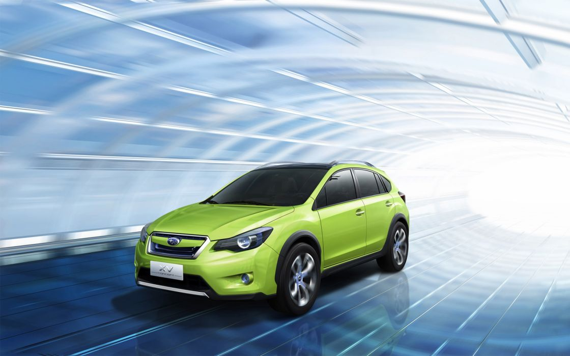 2011 Subaru Xv Concept wallpaper