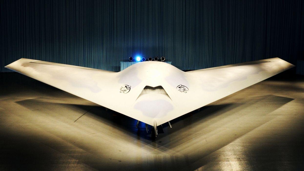 Boeing Phantom Ray wallpaper