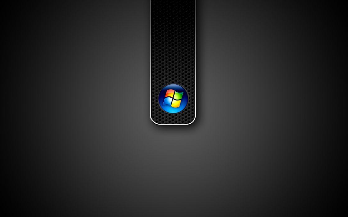 Hi tech windows wallpaper