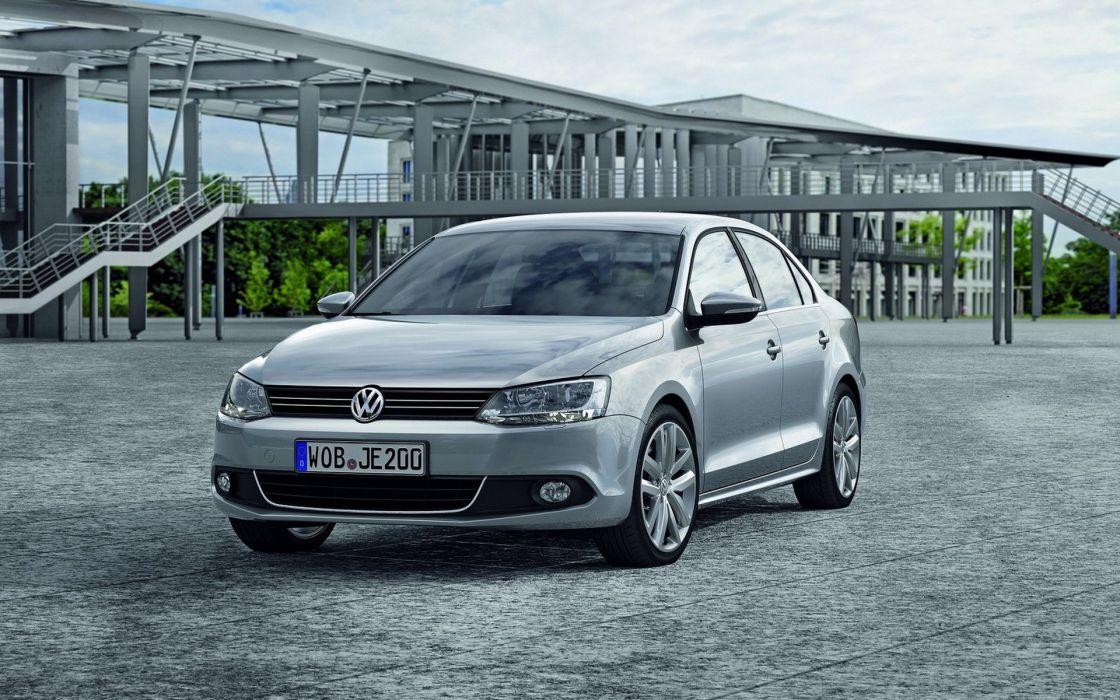 Volkswagen jetta front wallpaper