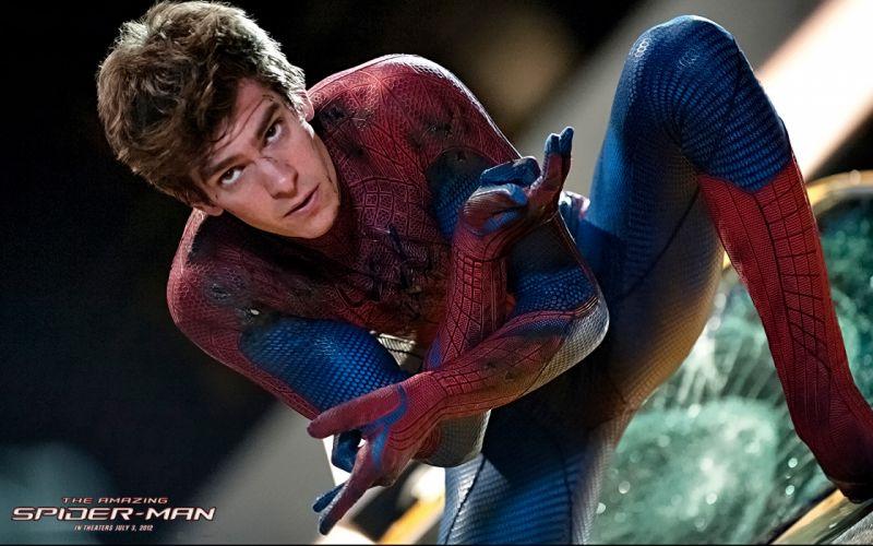 The amazing spider man 2012 wallpaper