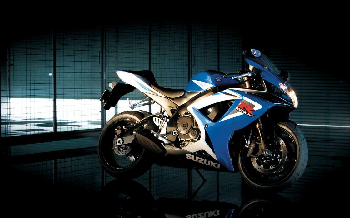Suzuki gsx r750 wallpaper