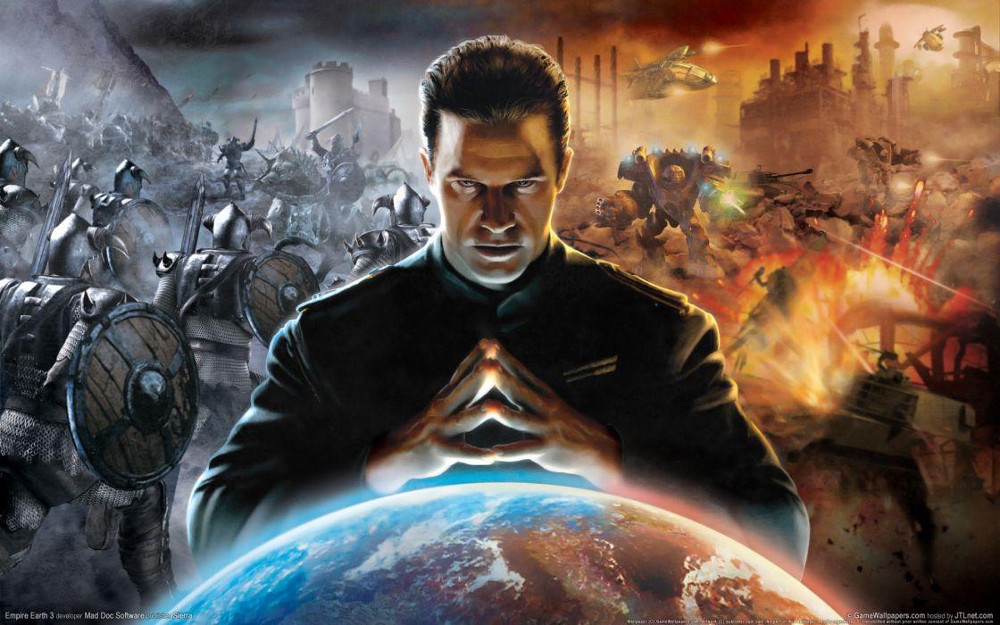 Empire earth 3 wallpaper