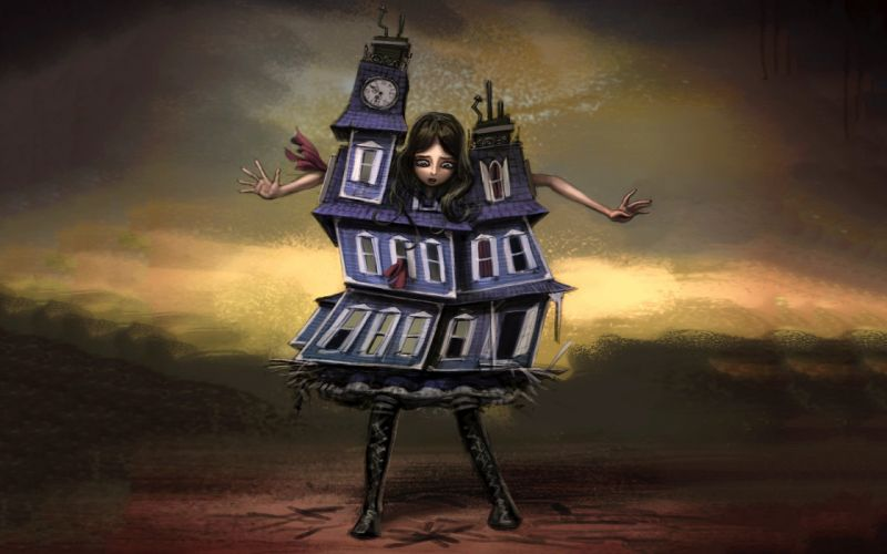 Alice madness returns wallpaper