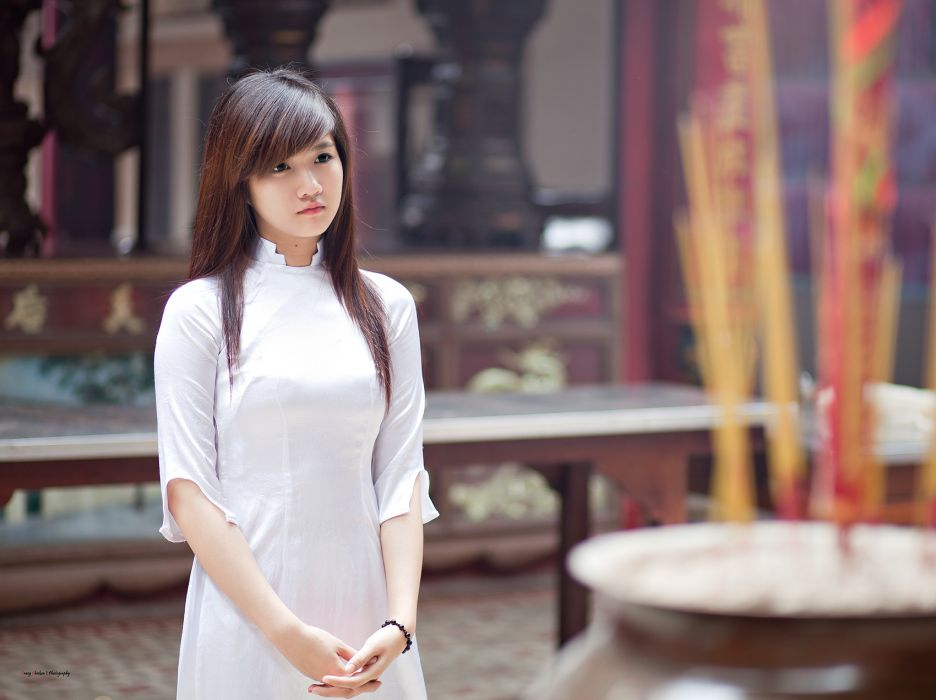 Vietnamese Girl wallpaper