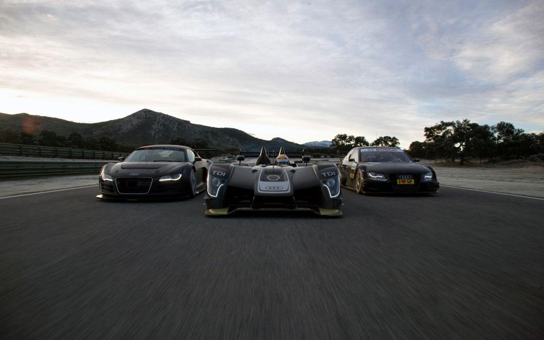 Audi tdi wallpaper