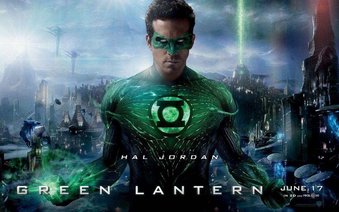 Green Lanter - Hal Jordan wallpaper