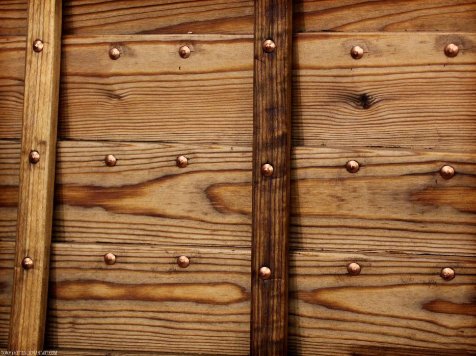 Copper nails ii wallpaper