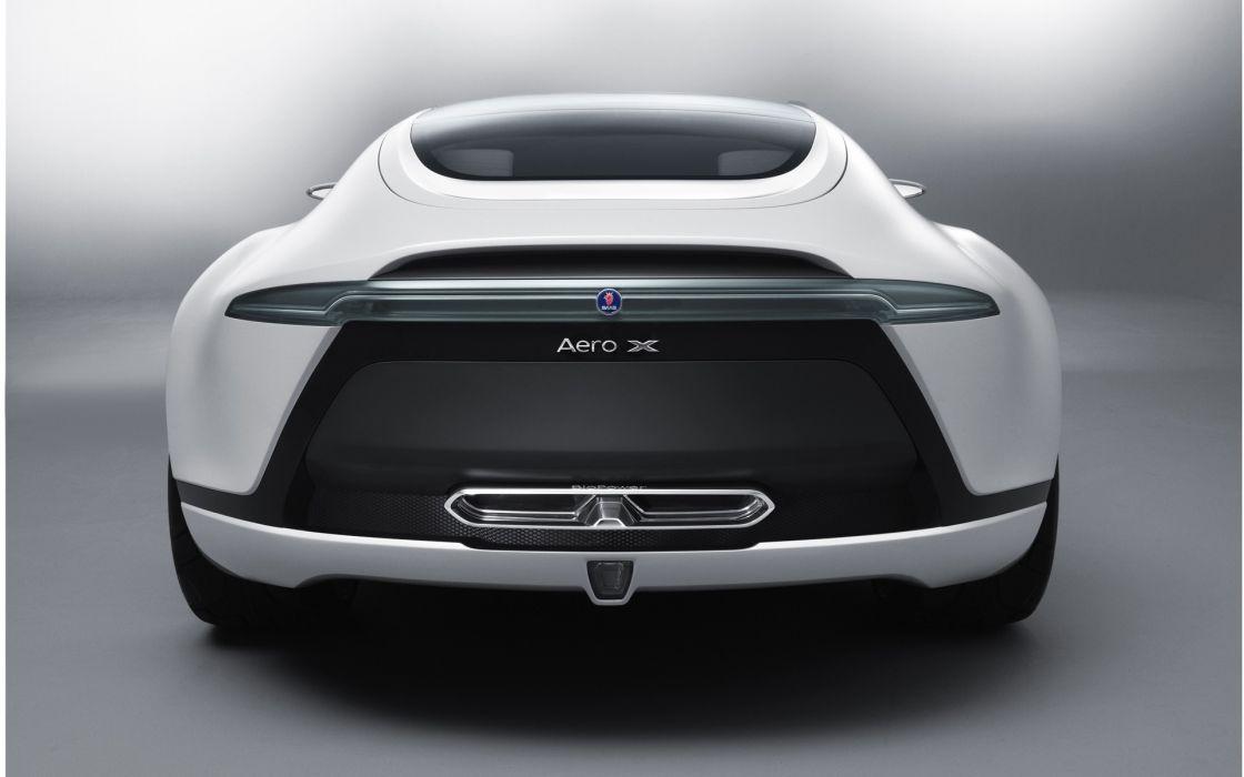 Saab aero x concept 3 wallpaper