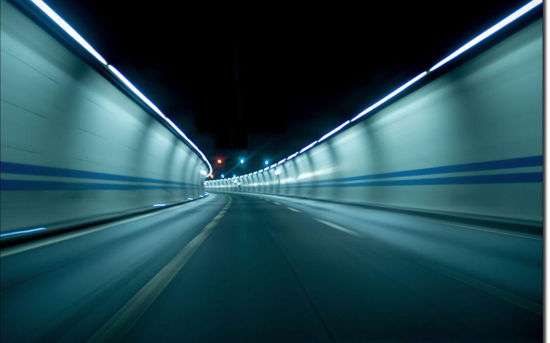 Tunnel in zurich wallpaper