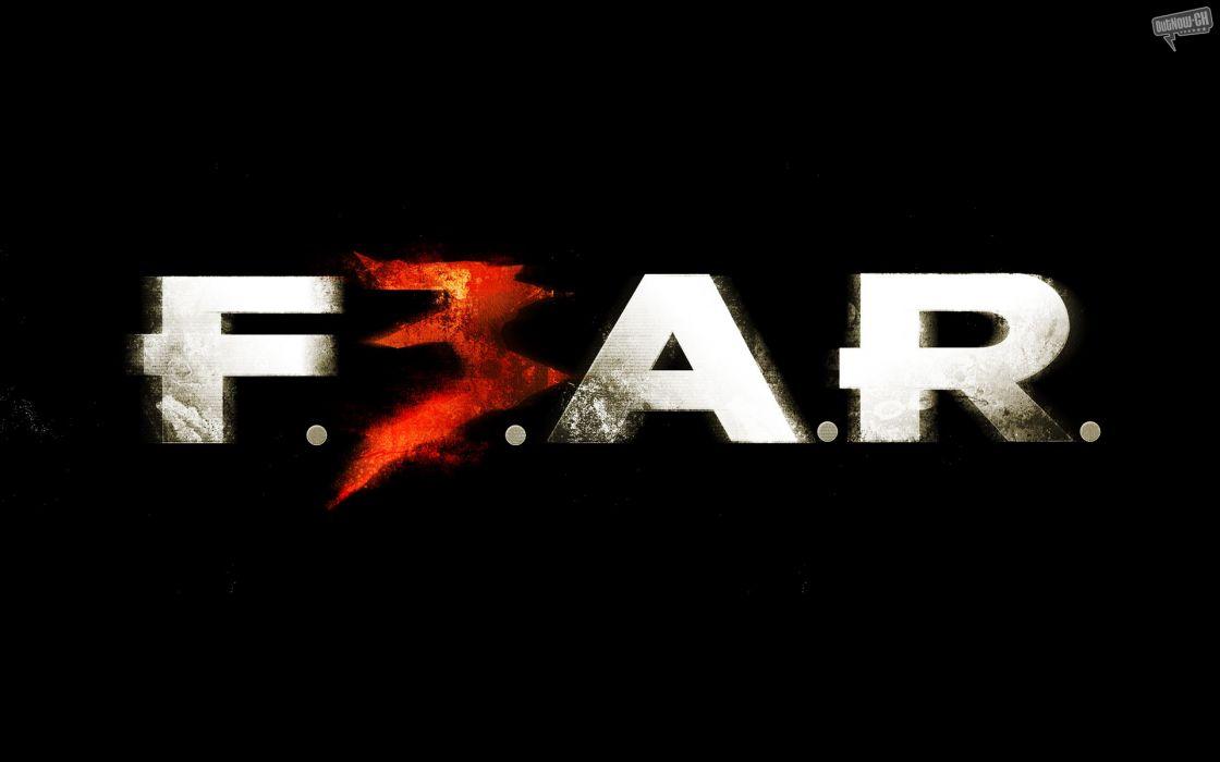 Fear 3 wallpaper