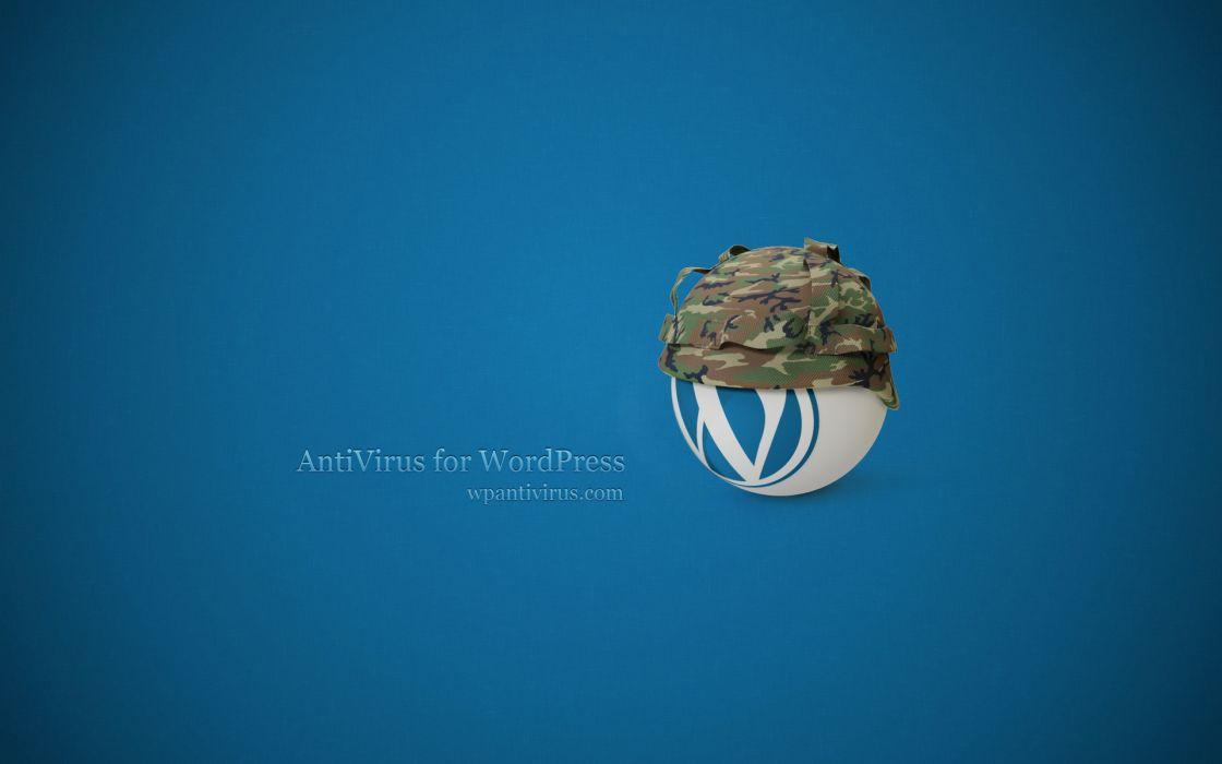 Antivirus for wordpress wallpaper