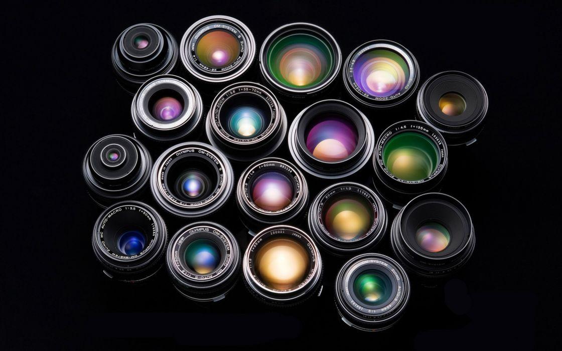 Olympus eyes wallpaper