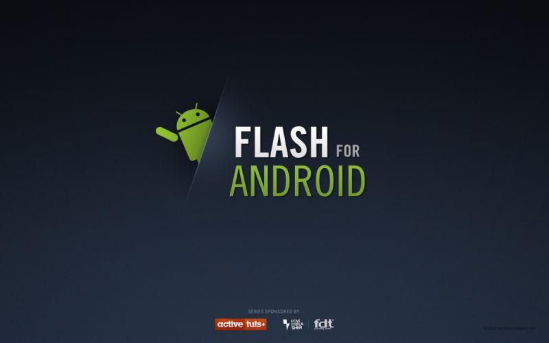 Flash for android wallpaper