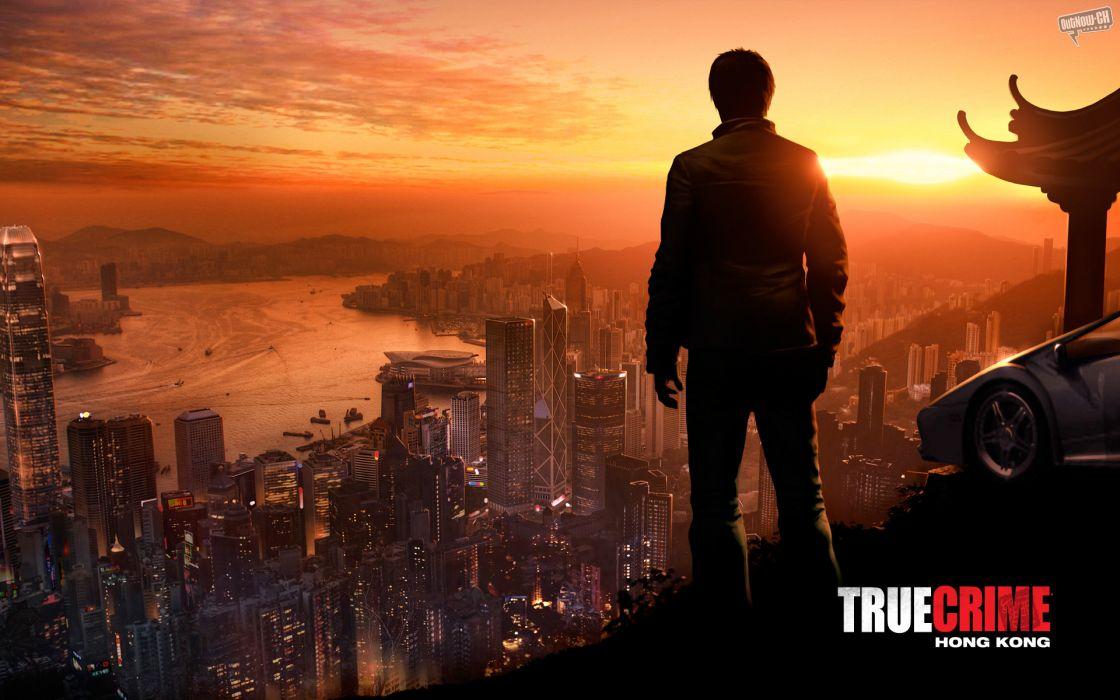 True crime  hongkong wallpaper