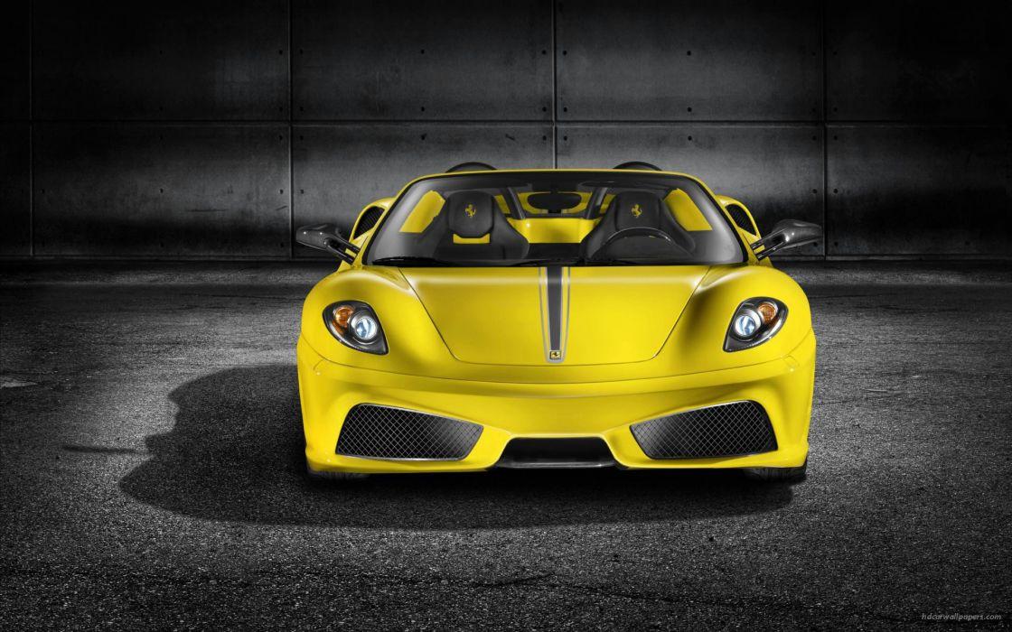 Ferrari scuderia spider 16m 11 wallpaper