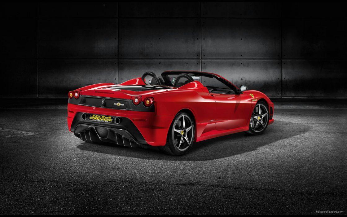 Ferrari scuderia spider 16m 4 wallpaper