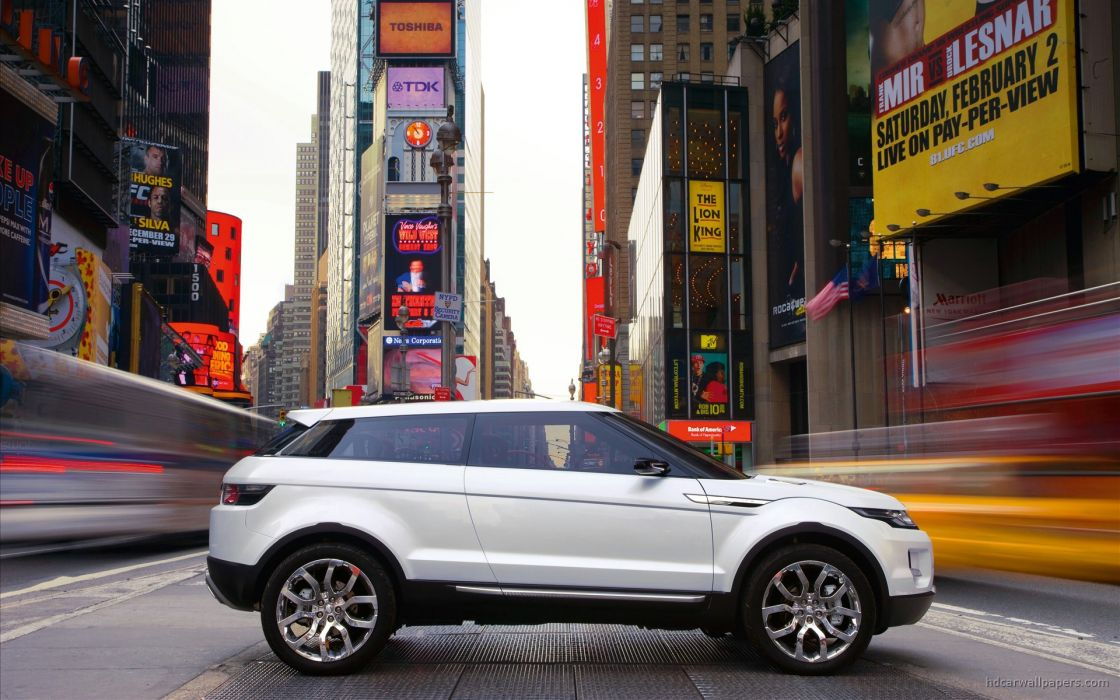 2011 Range rover lrx 4 wallpaper