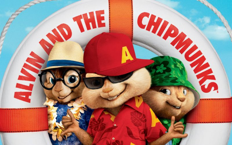 Alvin and the chipmunks 3 wallpaper