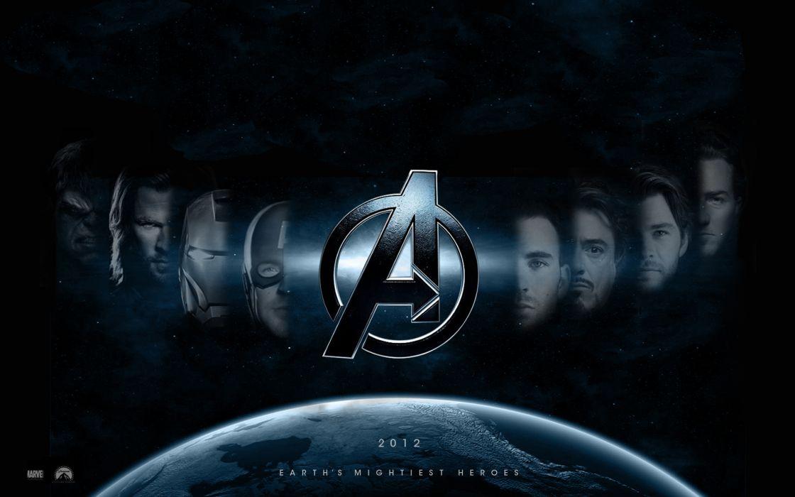 The avengers 2012 wallpaper
