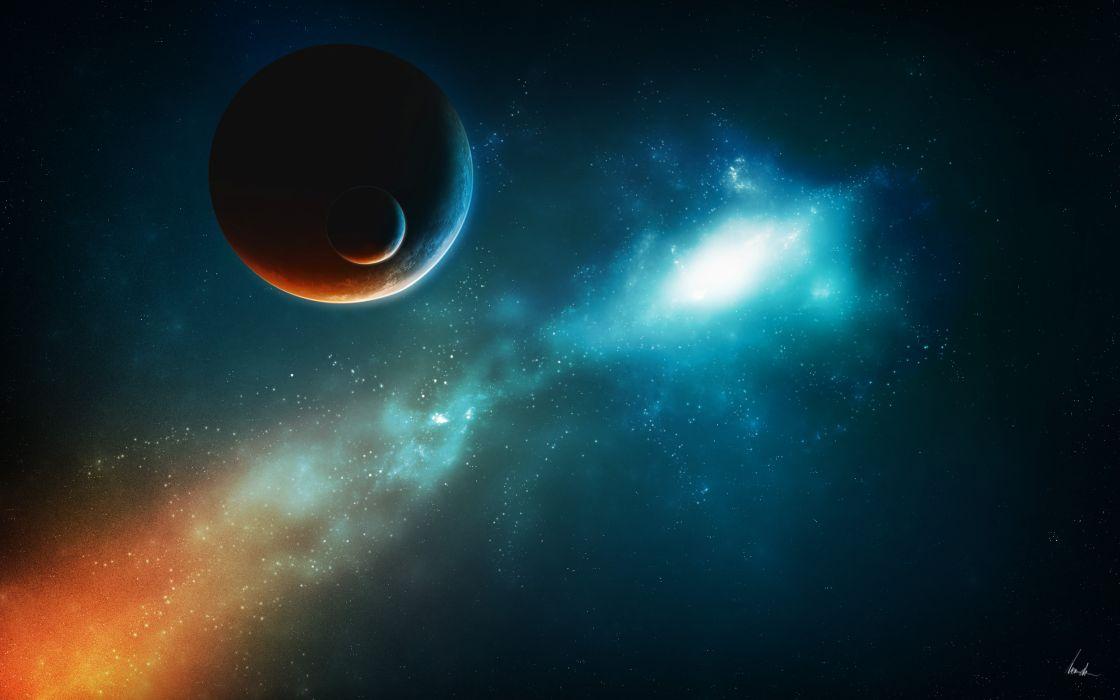Beautiful universe wallpaper