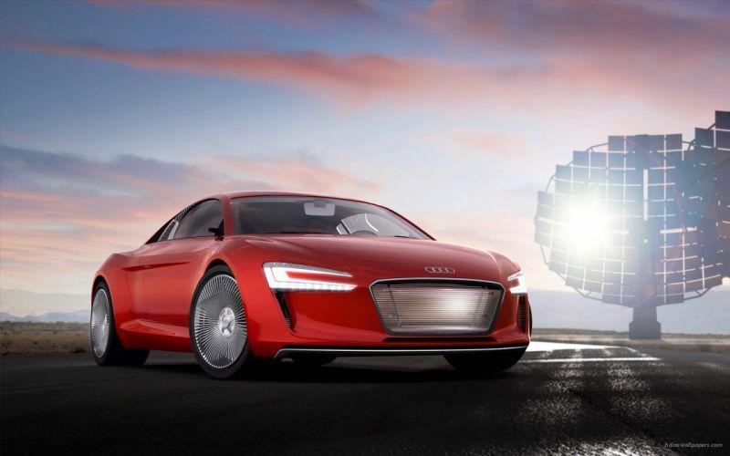 Audi e tron 7 wallpaper