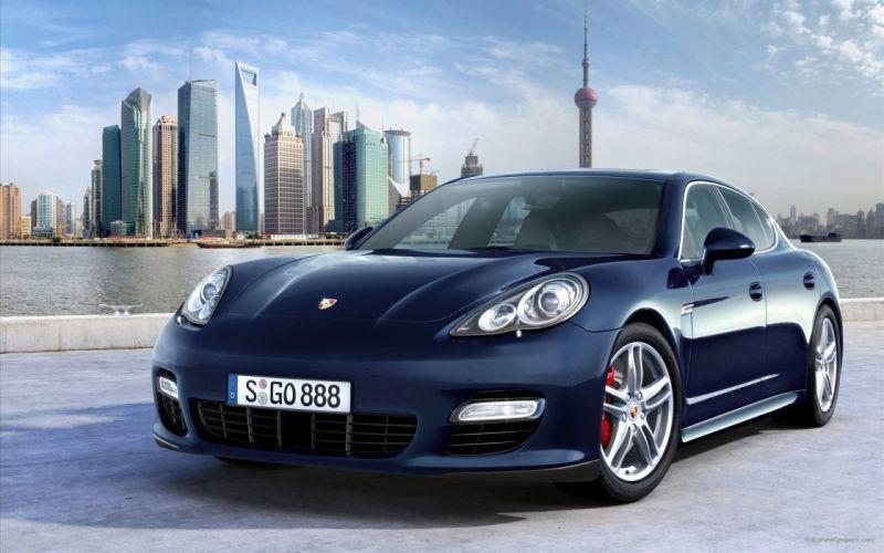 2010 Porsche panamera 9 wallpaper