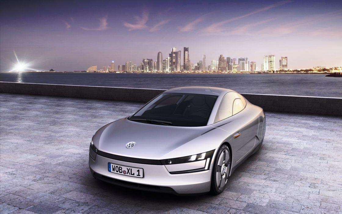 2011 Volkswagen concept car wallpaper