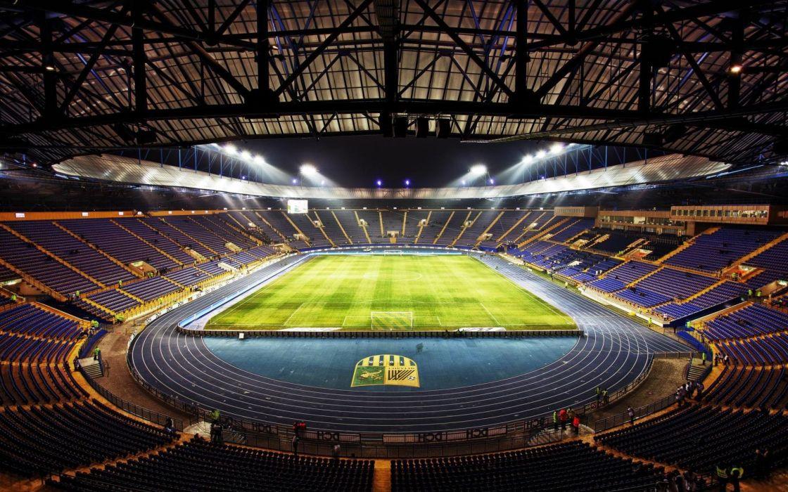 Metalist stadium euro football wallpaper