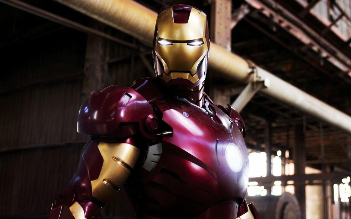 Iron man movie still wallpaper