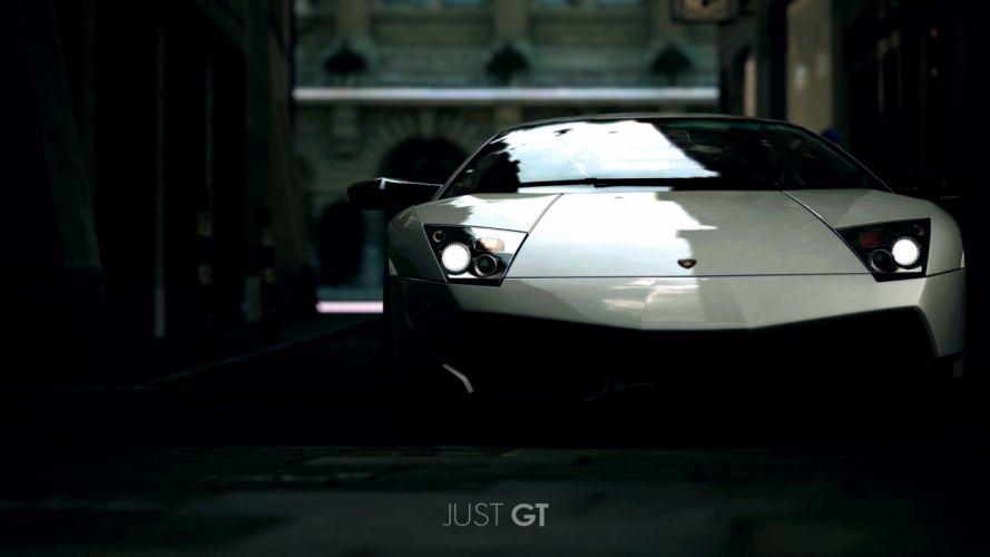 Lamborghini gt wallpaper