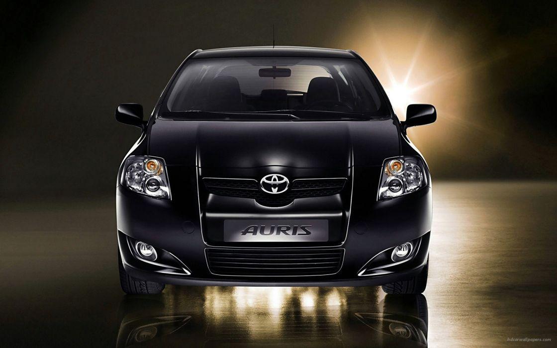 2010 Toyota auris wallpaper