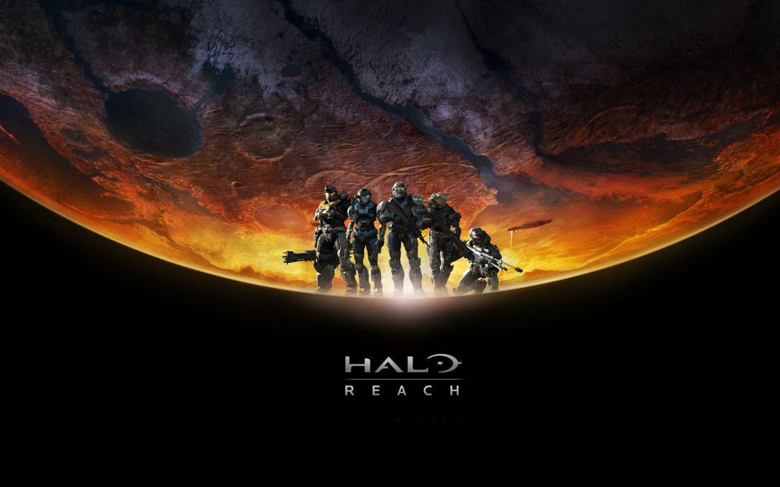 Halo reach 2010 wallpaper