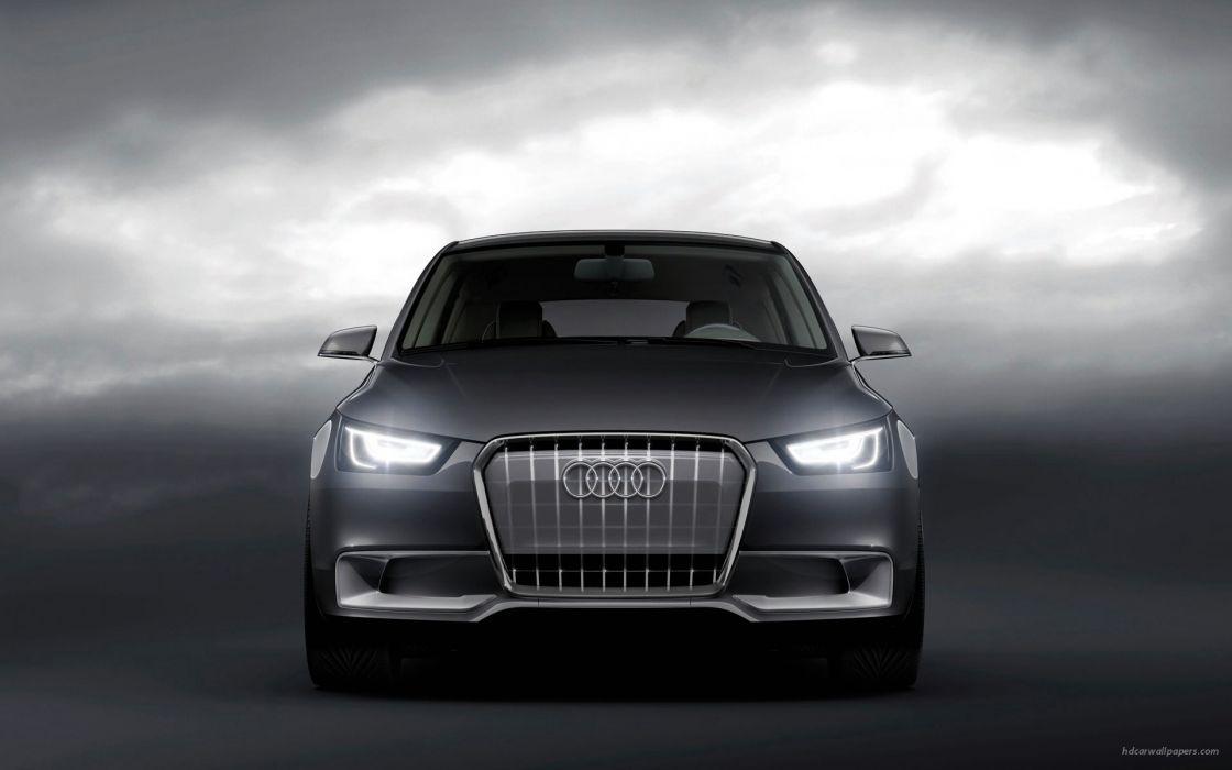 Audi a1 sportback concept 5 wallpaper