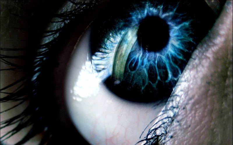 Human eye wallpaper