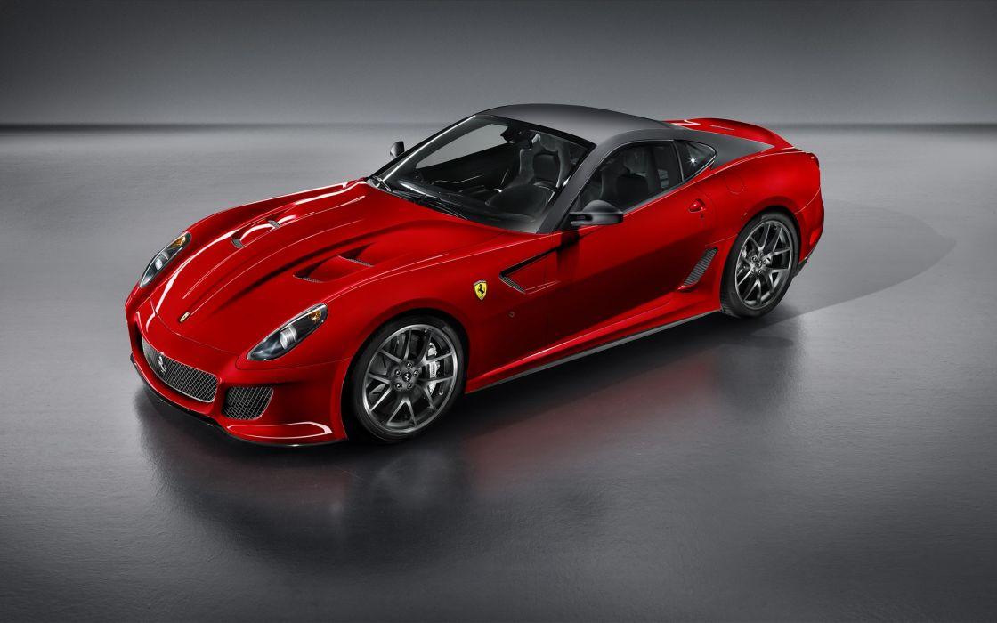 2011 Ferrari 599 gto wallpaper