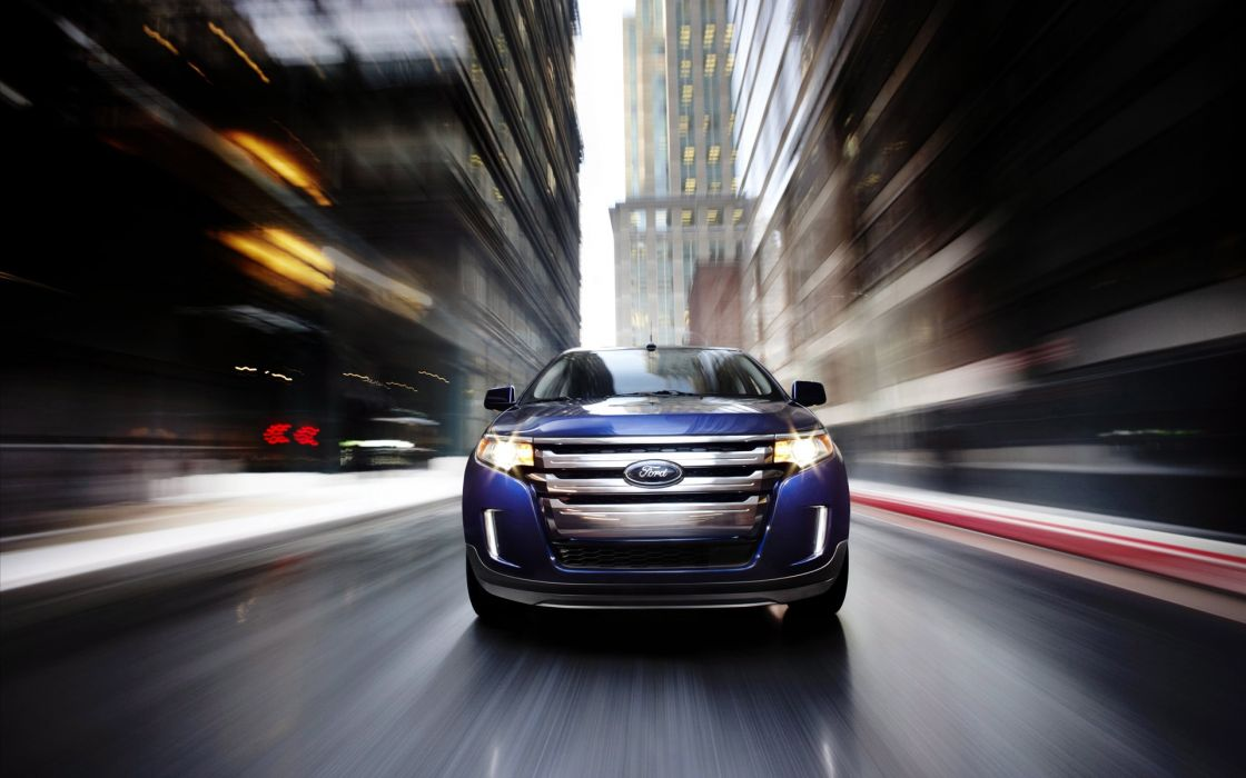 2011 Ford edge wallpaper