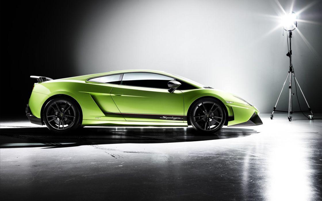 2011 Lamborghini gallardo lp 570 4 superleggera 2 wallpaper