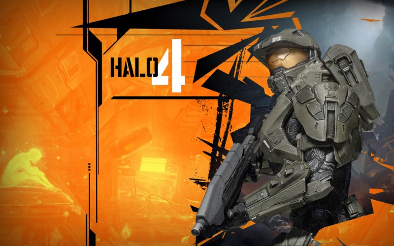 Halo 4 concept art wallpaper