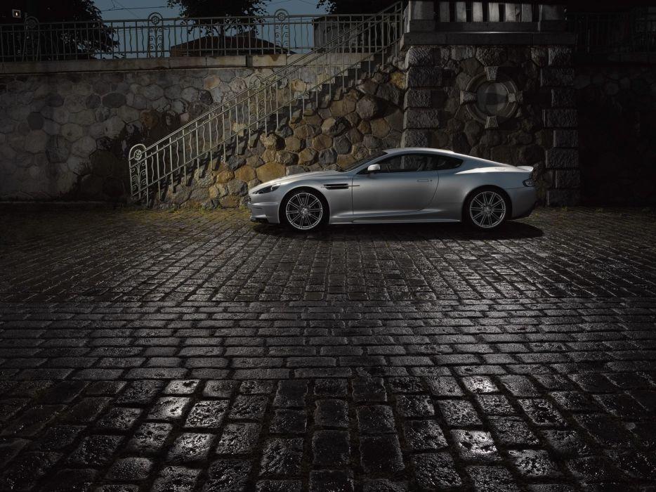 Aston martin dbs wallpaper