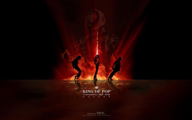 King of pop wallpaper