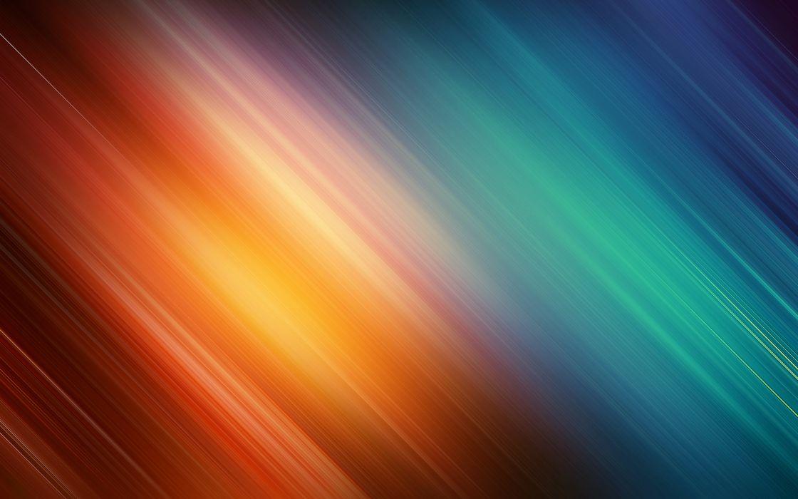 Aurora minimalistic wallpaper
