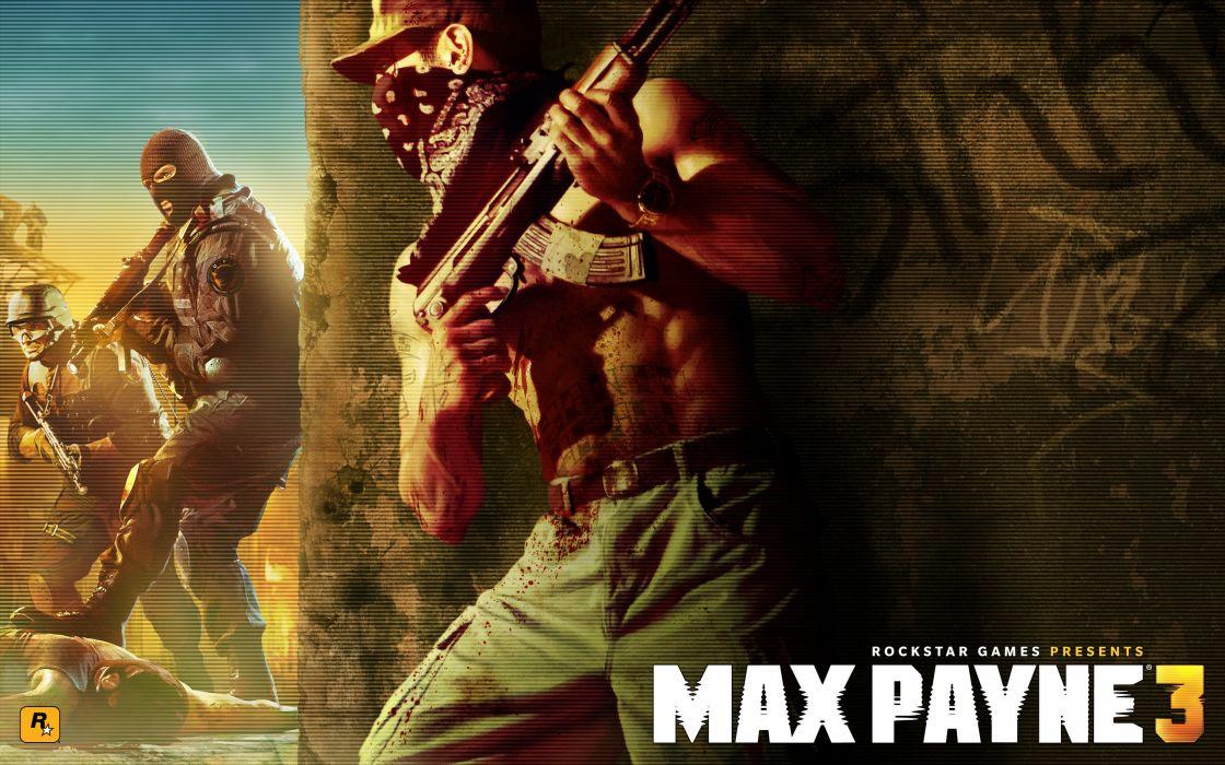Max payne 3 new wallpaper