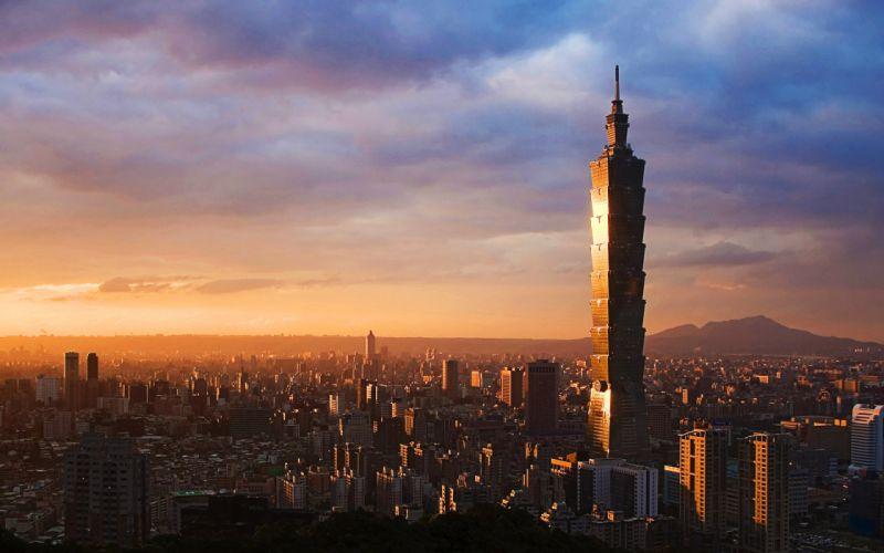 Taipei 101 taiwan wallpaper