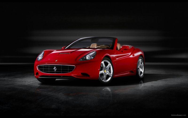 2009 Ferrari california 6 wallpaper